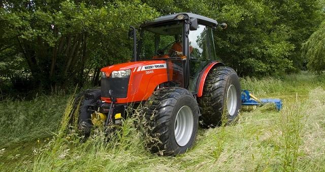 Massey Ferguson 3600 A kistraktor