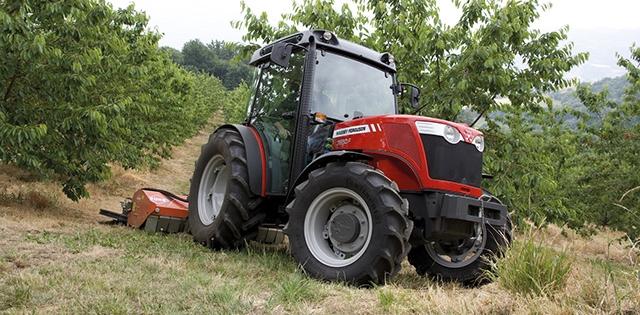 Massey Ferguson 3650 F traktor