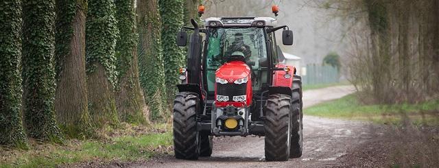Massey Ferguson 6600 traktor