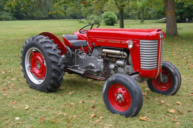 1959 Massey-Ferguson MF50