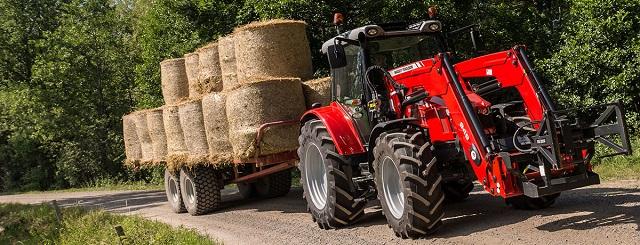 Massey Ferguson 5600 traktor