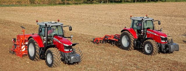 Massey Ferguson 7700 traktor